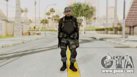 Battery Online Soldier 3 v3 para GTA San Andreas segunda pantalla