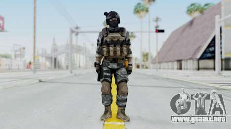 Battery Online Soldier 7 para GTA San Andreas segunda pantalla