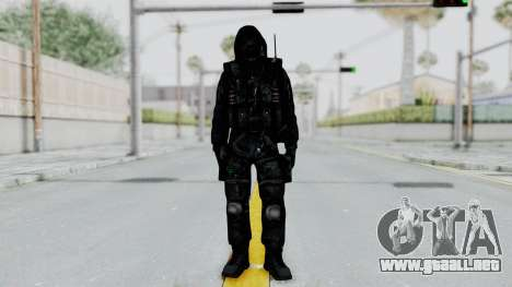 Hodeed SAS 1 para GTA San Andreas segunda pantalla