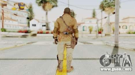 Black Ops 3 - Tank Dempsey para GTA San Andreas tercera pantalla