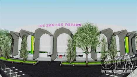Stadium LS v2 HD para GTA San Andreas