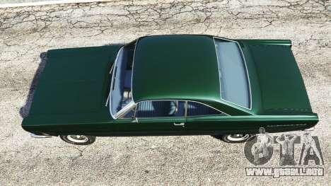 Ford Fairlane 500 1966 para GTA 5