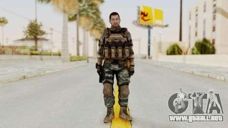 Battery Online Soldier 1 v3 para GTA San Andreas segunda pantalla