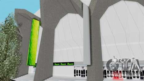 Stadium LS v2 HD para GTA San Andreas segunda pantalla