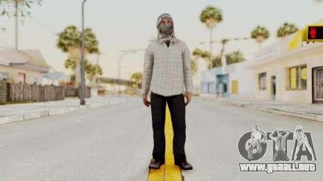 Middle East Insurgent v3 para GTA San Andreas segunda pantalla