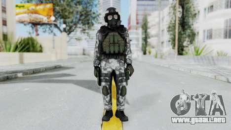 Black Mesa - HECU Marine Medic v2 para GTA San Andreas segunda pantalla