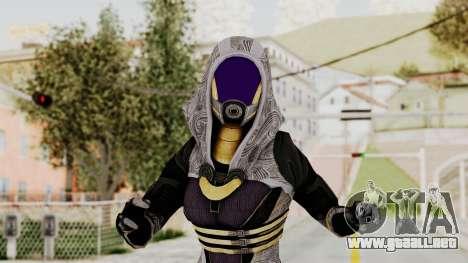 Mass Effect 3 Tali Zorah nar Rayya para GTA San Andreas