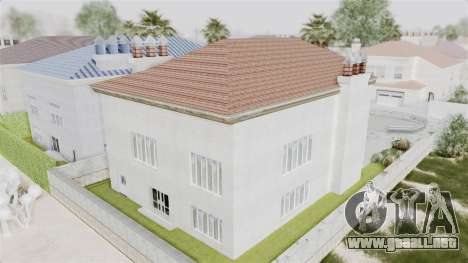 CJ Realistic House and Objects para GTA San Andreas tercera pantalla
