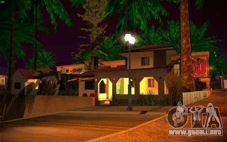 ENB Series by TURBO MIX para GTA San Andreas