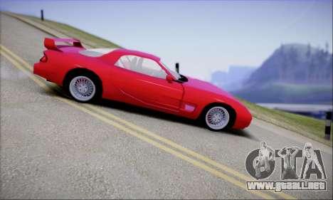 ZR - 350 para GTA San Andreas left