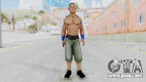 John Cena para GTA San Andreas segunda pantalla