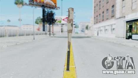 Nail Baseball Bat v6 para GTA San Andreas segunda pantalla