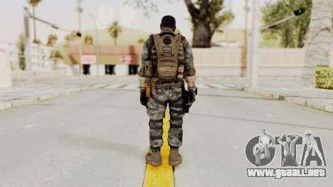 Battery Online Soldier 1 v3 para GTA San Andreas tercera pantalla