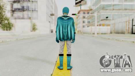 Power Rangers Mystic Force - Blue para GTA San Andreas tercera pantalla