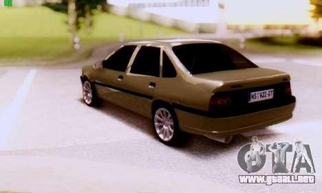 Opel Vectra A para GTA San Andreas left