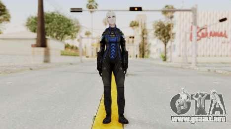 Mass Effect 3 Liara DLC Alt Costume para GTA San Andreas segunda pantalla