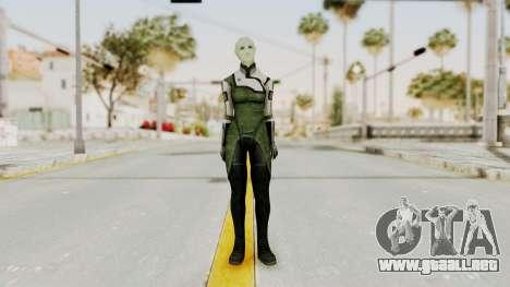 Mass Effect 2 Shiala para GTA San Andreas segunda pantalla