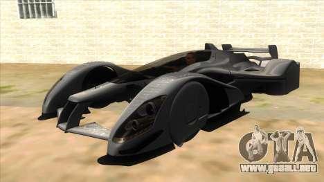 RedBull X2010 para GTA San Andreas