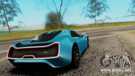 Trion Nemesis RR v0.1 Beta para GTA San Andreas left