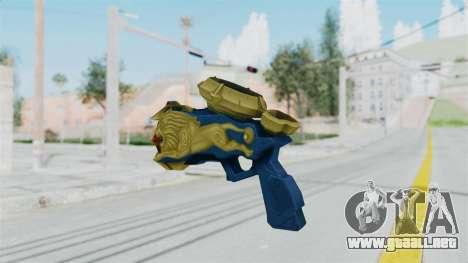 Hyper Magnum para GTA San Andreas segunda pantalla
