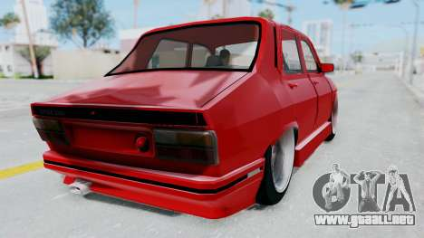 Dacia 1310 Tuning para GTA San Andreas left
