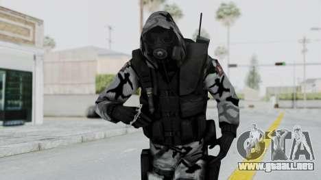 Hodeed SAS 7 para GTA San Andreas