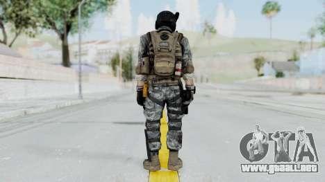 Battery Online Soldier 7 para GTA San Andreas tercera pantalla