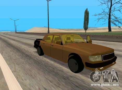 Volga 3110 Classic Batalla para GTA San Andreas left