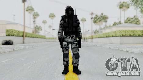 Hodeed SAS 7 para GTA San Andreas segunda pantalla