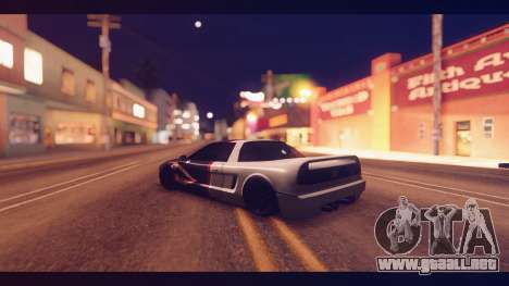 Infernus Shark Edition by ZveR v1 para GTA San Andreas left
