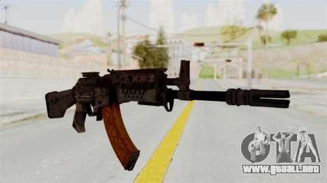 Black Ops 3 - KN-44 para GTA San Andreas