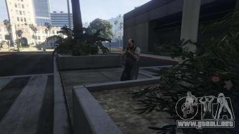 GTA 5 More crime mod 1.1a cuarto captura de pantalla