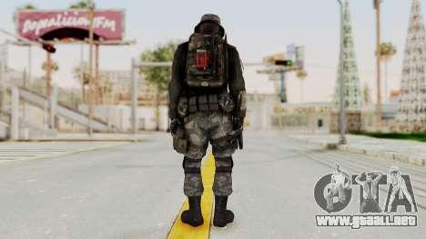 Battery Online Soldier 3 v3 para GTA San Andreas tercera pantalla