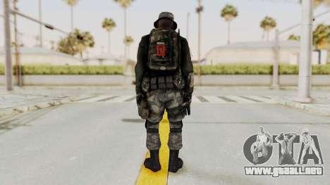 Battery Online Soldier 3 v1 para GTA San Andreas tercera pantalla