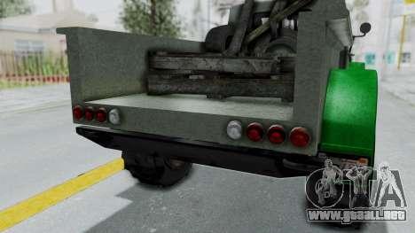 GTA 5 Bravado Duneloader Cleaner Worn IVF para visión interna GTA San Andreas