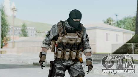 Battery Online Soldier 5 v3 para GTA San Andreas