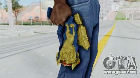 Hyper Magnum para GTA San Andreas tercera pantalla