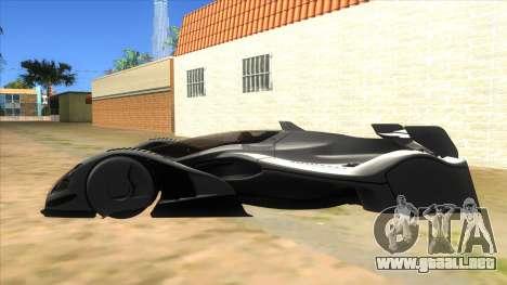 RedBull X2010 para GTA San Andreas left
