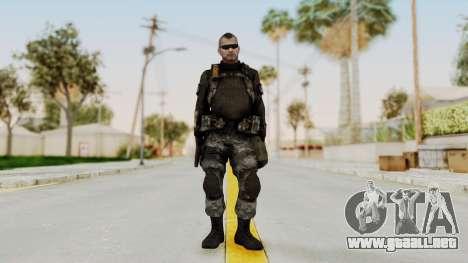 Battery Online Soldier 3 v2 para GTA San Andreas segunda pantalla