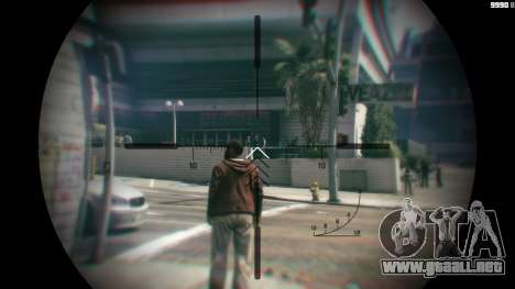 GTA 5 Auto-carga de carabina Simonov segunda captura de pantalla