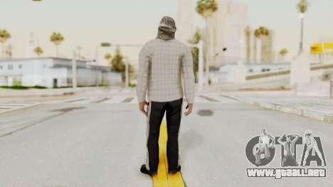 Middle East Insurgent v3 para GTA San Andreas tercera pantalla
