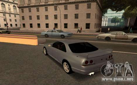 Nissan Skyline R33 Tunable para GTA San Andreas left