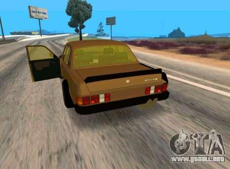 Volga 3110 Classic Batalla para la visión correcta GTA San Andreas