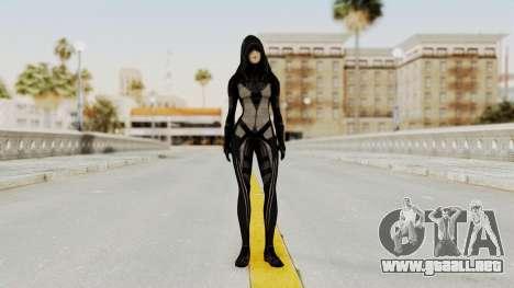 Mass Effect 2 Kasumi Black para GTA San Andreas segunda pantalla