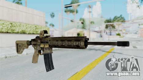 HK416A5 Assault Rifle para GTA San Andreas