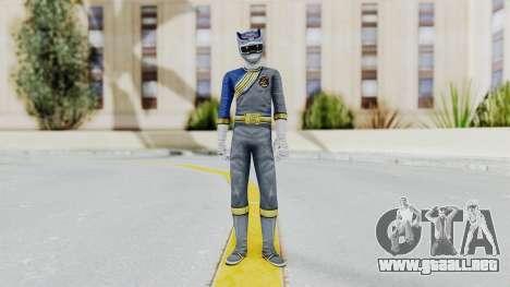 Power Rangers Wild Force - Wolf para GTA San Andreas segunda pantalla