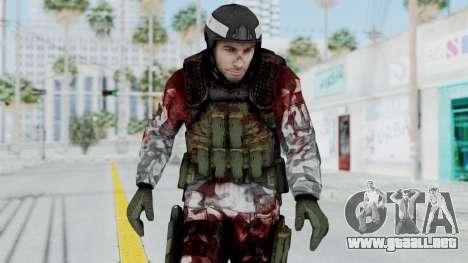 Black Mesa - Wounded HECU Marine Medic v1 para GTA San Andreas