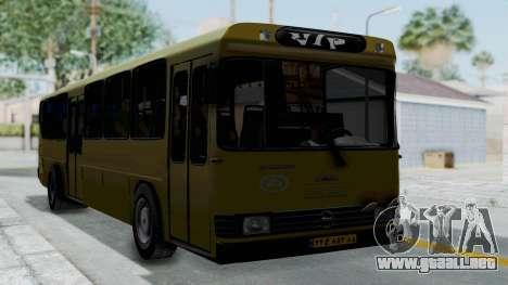Mercedes-Benz Old Iranian Bus para GTA San Andreas