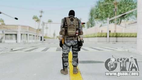 Battery Online Soldier 5 v3 para GTA San Andreas tercera pantalla