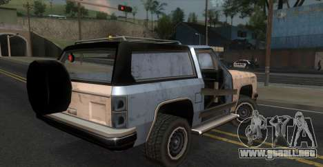 Derby Rancher para GTA San Andreas left